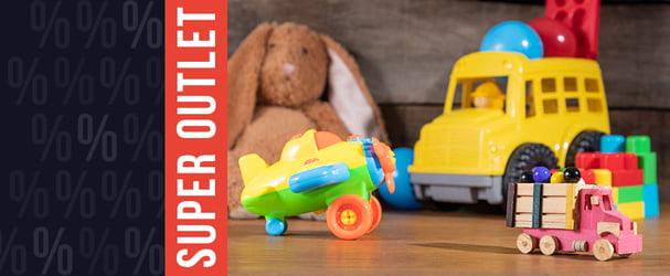 Суперцены на игрушки, конструкторы и развивающие игры для детей. Быстрая доставка