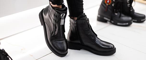 Суперраспродажа итальянской кожаной обуви premium класса