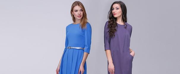 Розпродаж жіночних суконь від українського дизайнера