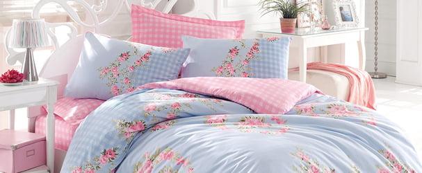 Якісний текстиль для дому: комплекти постільної білизни, махрові рушники