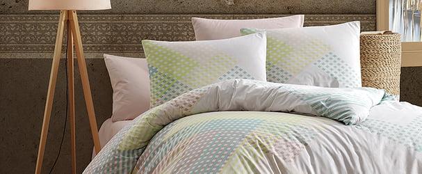 Текстиль для дома: комплекты постельного белья, полотенца, пледы и покрывала