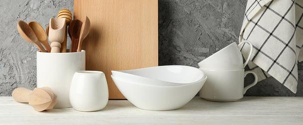 Красивая керамическая посуда и декор по доступным ценам