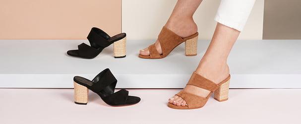 Розпродаж яскравою взуття за суперцінами
