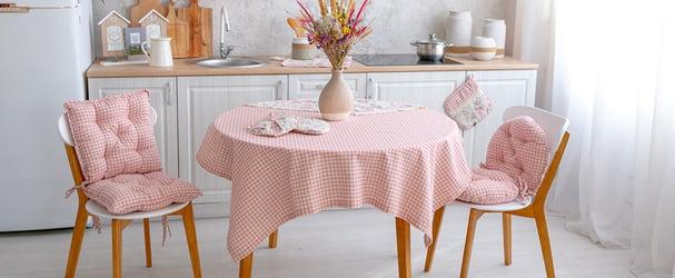 Текстиль для дома в стиле прованс