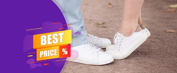 Ликвидация стильной обуви: кеды, кроссовки, мокасины