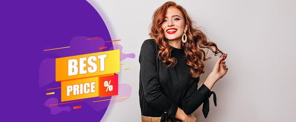 Великий розпродаж модного одягу зі швидкою доставкою