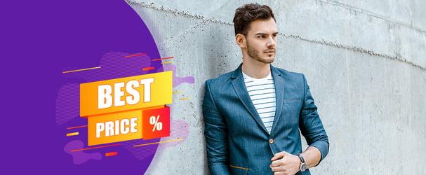 Большая распродажа модной одежды с быстрой доставкой