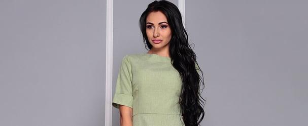 Распродажа последних размеров женских нарядов по низким ценам