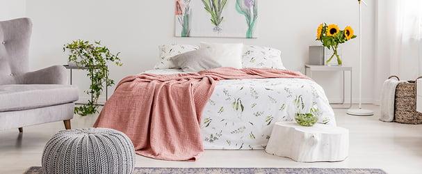 Доступный текстиль для дома: комплекты постельного белья, махровые полотенца