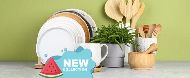 Керамическая посуда и декор для дома по доступным ценам