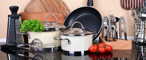 Столовая и кухонная посуда чешского производства