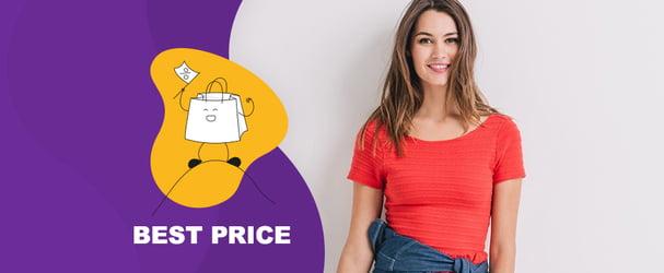 Большой выбор женской одежды по доступным ценам