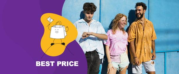 Быстрая доставка и классные цены на яркую одежду на любой вкус