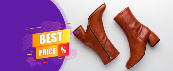 Распродажа кожаной обуви: ботинки, сапоги, угги