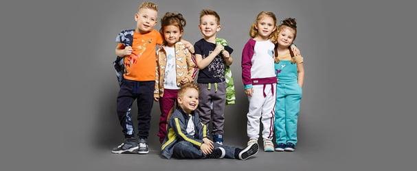 Розпродаж дитячого одягу в стилі casual за зниженими цінами