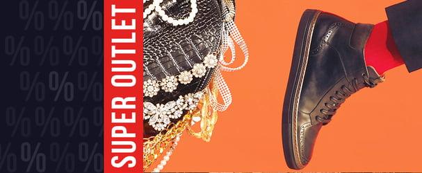 Розпродаж стильного взуття та сумок від кращих європейських брендів