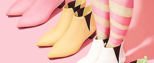Великий розпродаж нової колекції взуття за приємними цінами