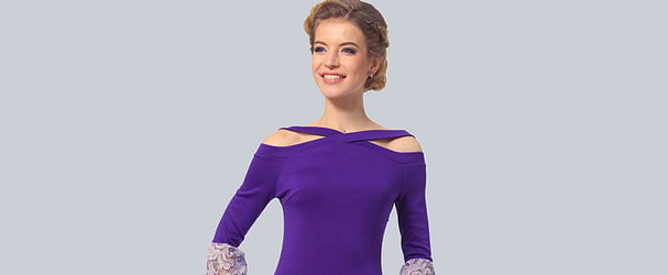 Распродажа женственных платьев, комплектов, блуз, туник