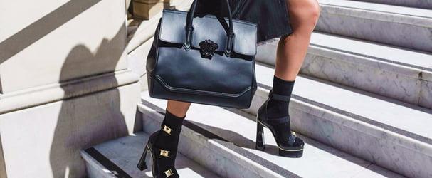 Распродажа эксклюзивных итальянских кожаных сумок и обуви