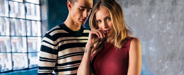 Распродажа модной одежды любимого итальянского бренда для всей семьи