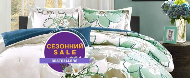Постільна білизна, рушники та пледи українського виробника