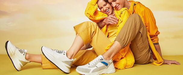 Розпродаж колекції стильного взуття за відмінними цінами