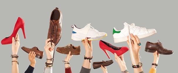 Самые низкие цены на суперстильные туфли, ботинки, кроссовки