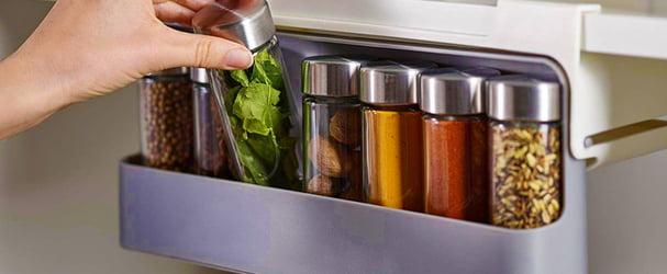 Все для чистого дома и хранения вещей, приятные кухонные мелочи
