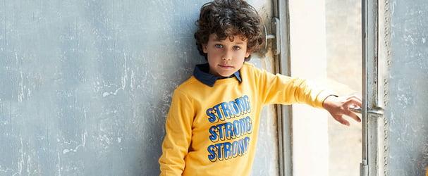 Яскравий дитячий одяг популярних брендів за суперцінами