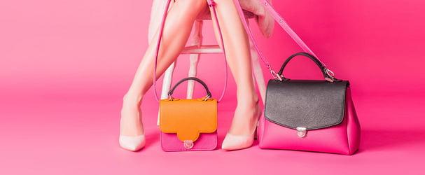 Розпродаж ексклюзивних італійських шкіряних сумок та взуття