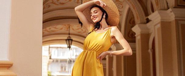 Распродажа коллекций любимого испанского бренда