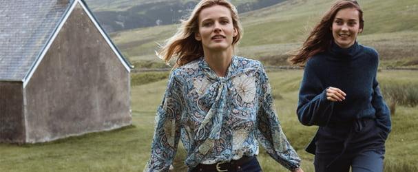 Платья, футболки, блузы и многое другое известных брендов с хорошими скидками