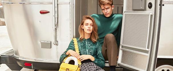Розпродаж нової колекції популярного скандинавського бренду за суперцінами