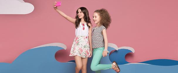 Суперраспродажа стильных коллекций одежды для детей до 15 лет по сниженым ценам
