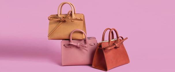 Розпродаж моделей стильних сумок і аксесуарів