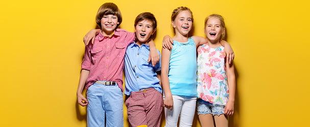 Великий вибір стильного і якісного дитячого одягу