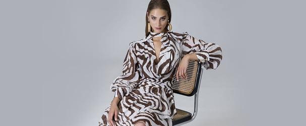 Чарівні та елегантні сукні, спідниці, блузи за суперцінами