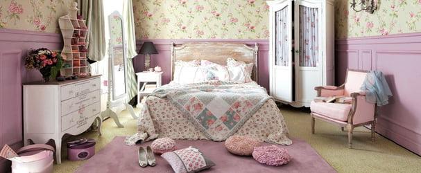 Класні знижки на текстиль для дому в стилі прованс
