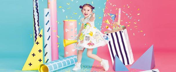 Розпродаж дитячих колекцій казкового бренду