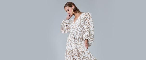 Очаровательные и элегантные платья по суперценам