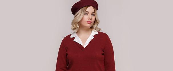 Яркие женские коллекции от украинского производителя от 42 до 56 размера
