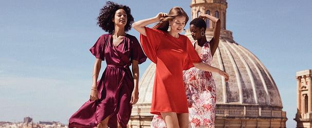 Новое поступление одежды популярного скандинавского бренда
