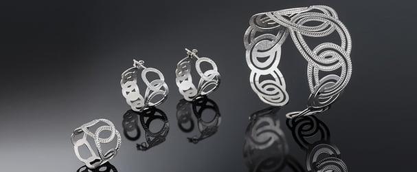 Красивые серебряные украшения по приятным ценам
