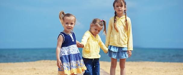 Стильная детская одежда по приятным ценам
