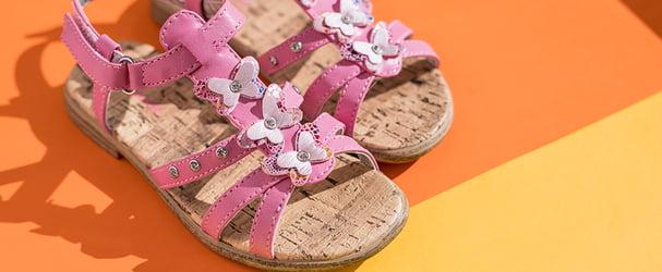 Распродажа удобной и качественной обуви для деток
