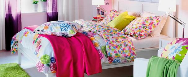 Текстиль для дому: комплекти постільної білизни, рушники