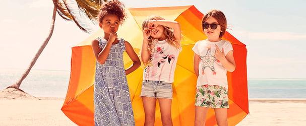 Большой выбор детской одежды шведского бренда
