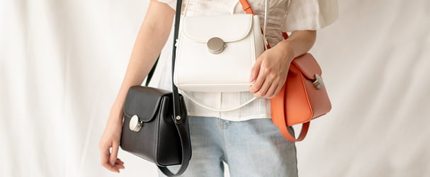 Трендовые кожаные сумки и кошельки на любой вкус