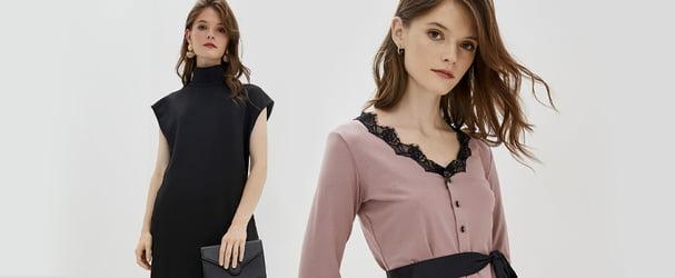 Жіночні сукні, блузи, боді з хорошими знижками