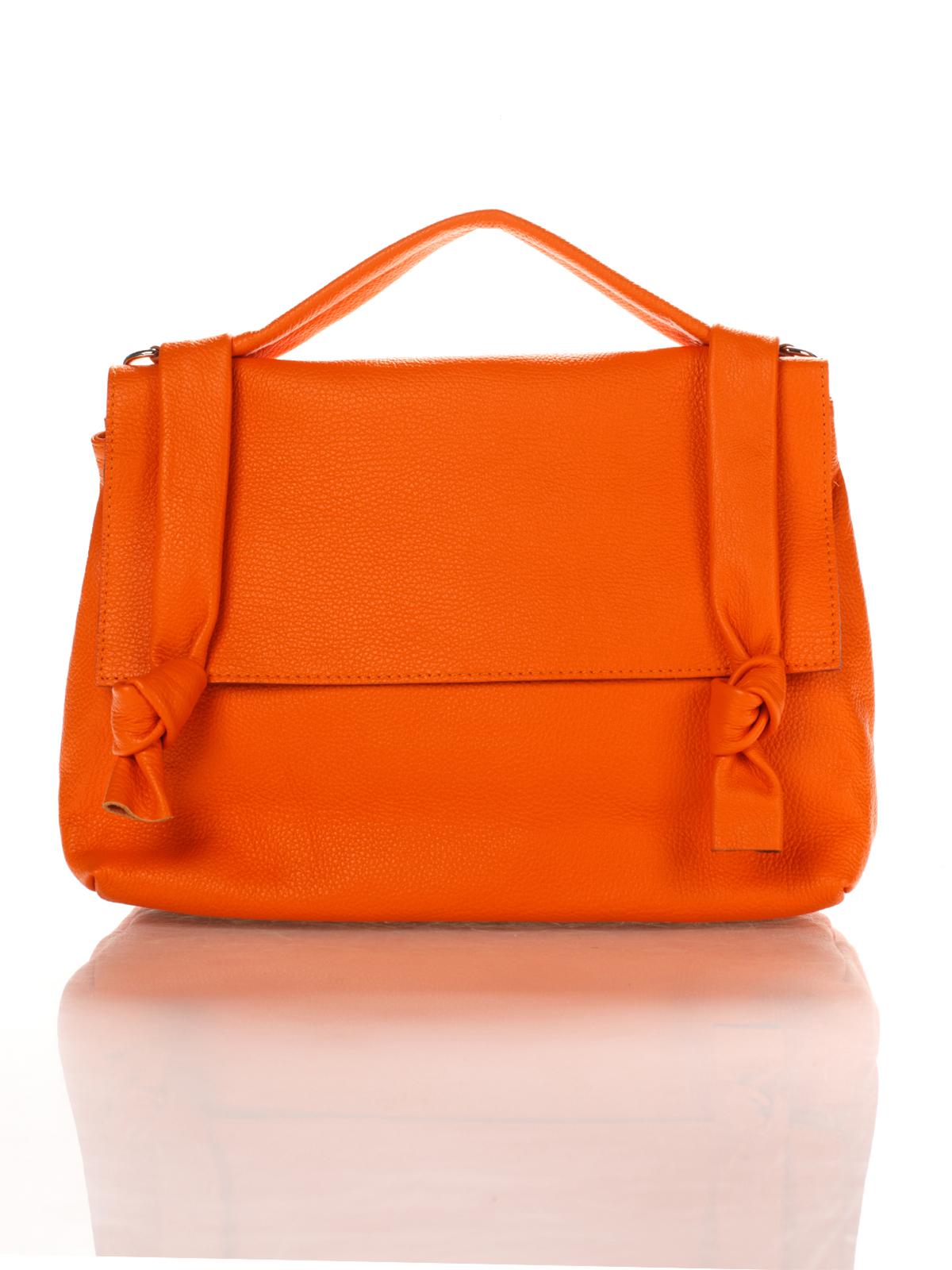 Картинки оранжевые сумки